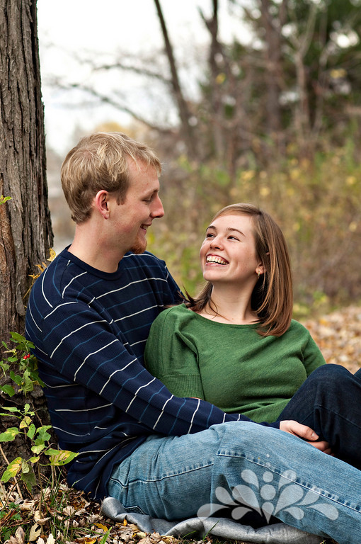 island-park in Tonawanda engagement