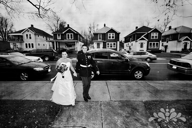 buffalo wedding photo