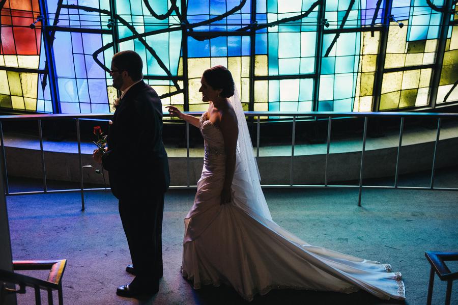 Kleinhans Music Hall Wedding 10