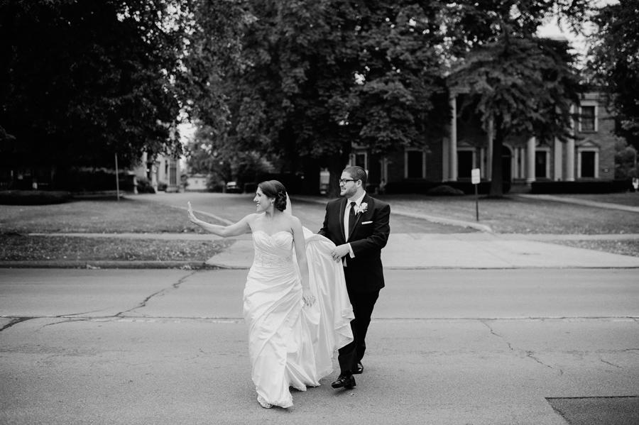 Kleinhans Music Hall Wedding 29