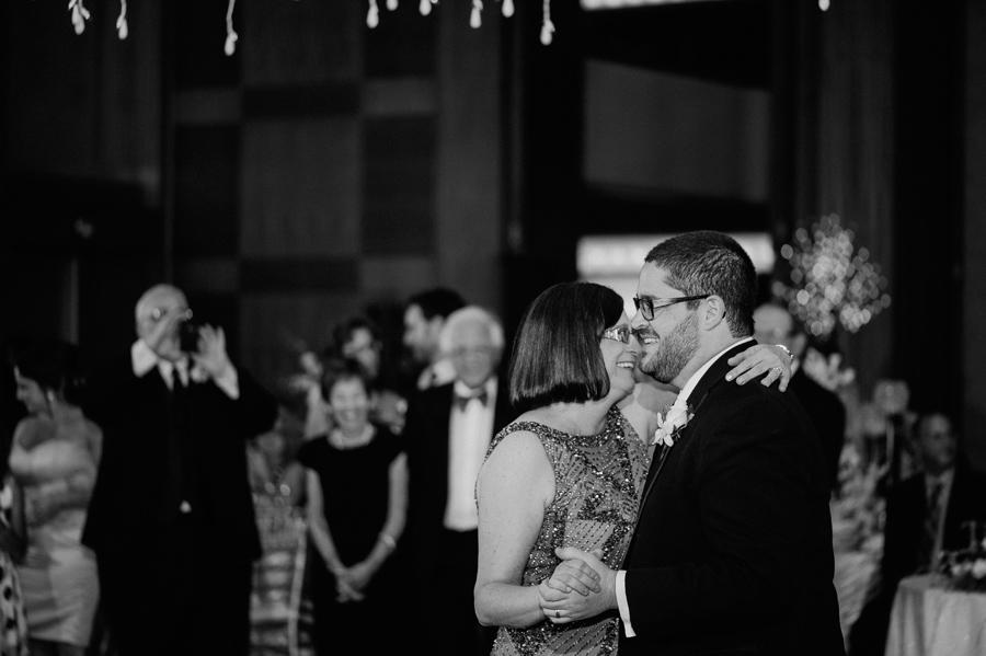 Kleinhans Music Hall Wedding 52