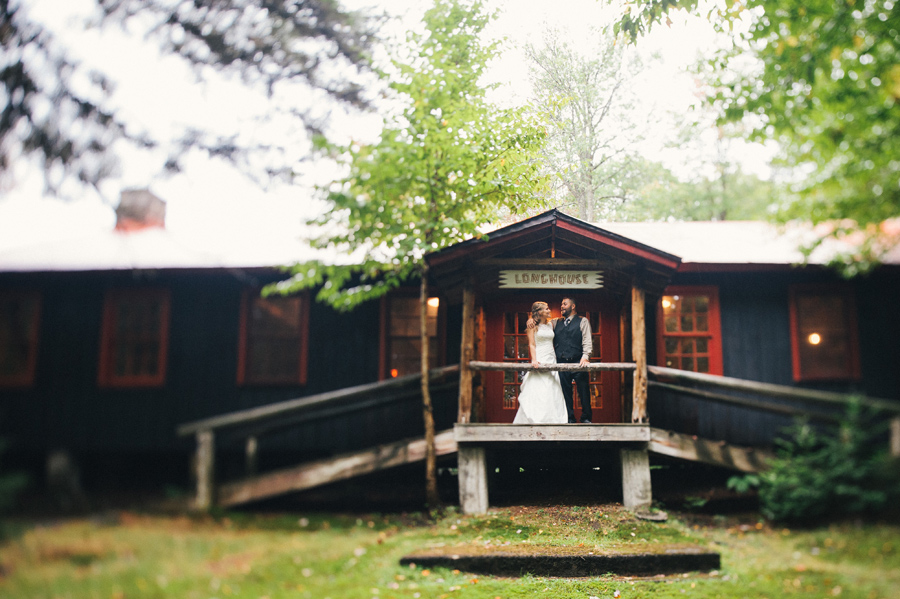 Adirondack Woodcraft Camp Wedding 08