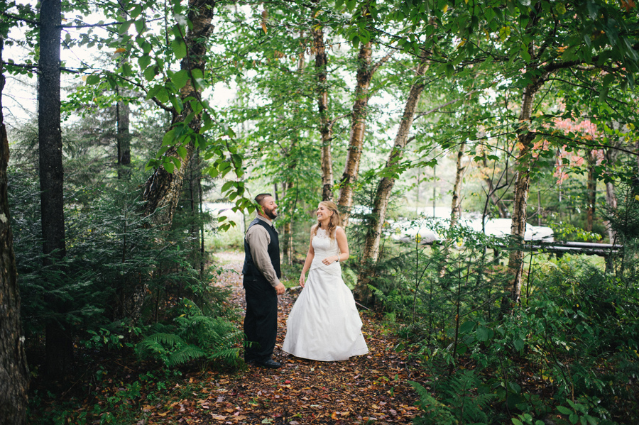 Adirondack Woodcraft Camp Wedding 11