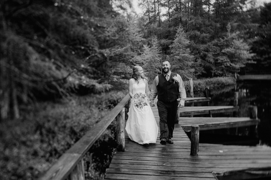 Adirondack Woodcraft Camp Wedding 14
