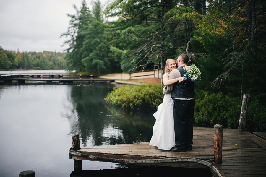 Adirondack Woodcraft Camp Wedding 16