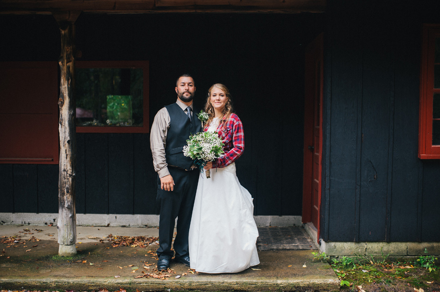 Adirondack Woodcraft Camp Wedding 19