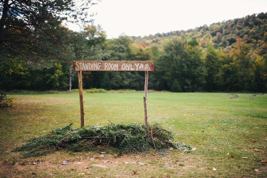 Adirondack Woodcraft Camp Wedding 24