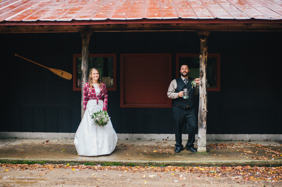 Adirondack Woodcraft Camp Wedding 27