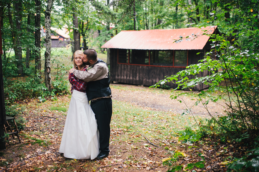 Adirondack Woodcraft Camp Wedding 28