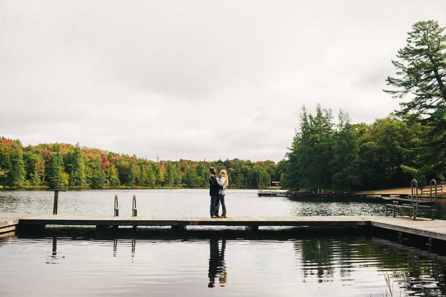 Adirondack Woodcraft Camp Wedding 55