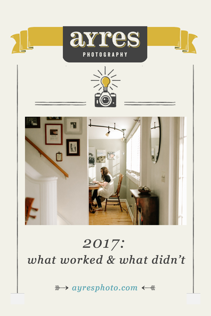 2017: what worked and what didn't