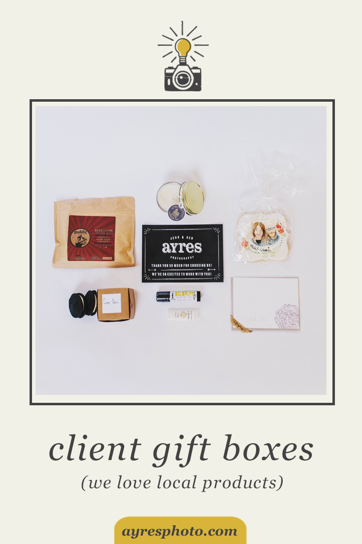 client gift boxes