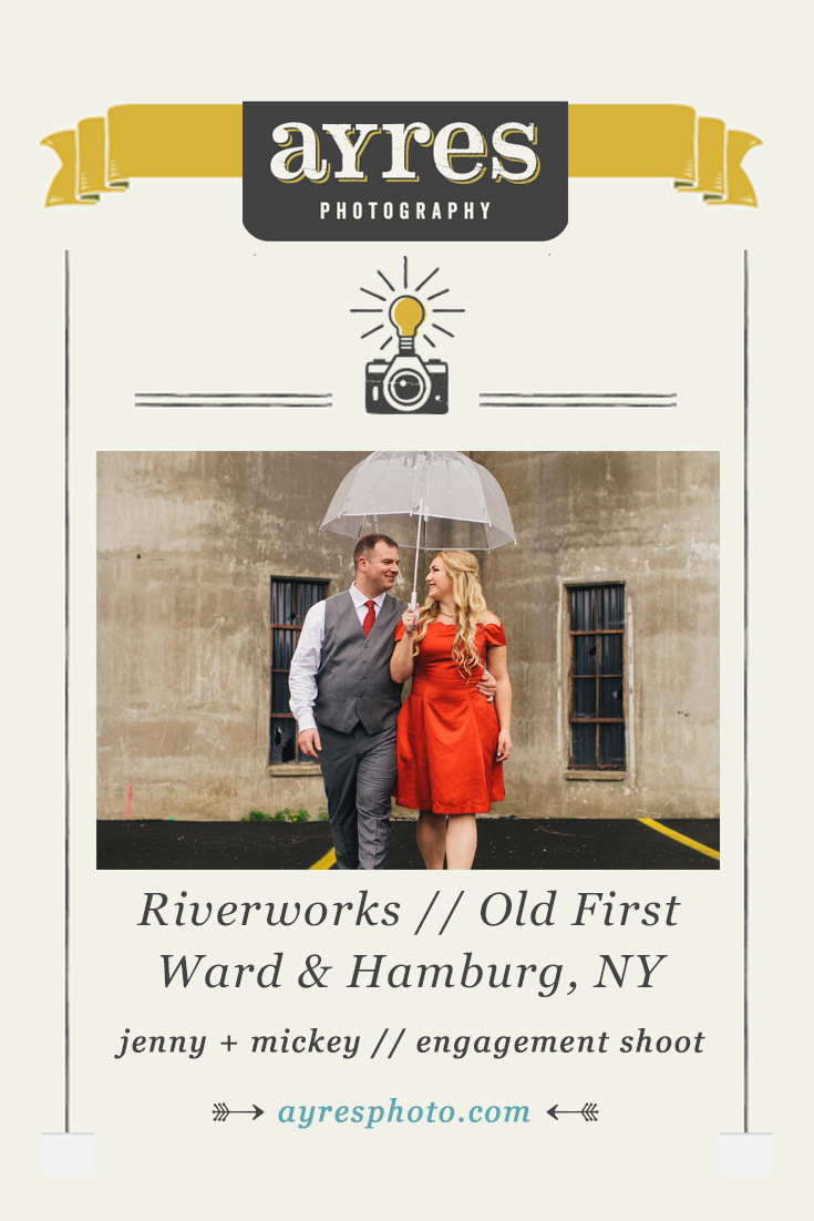 jenny + mickey // Riverworks, Old First Ward and Hamburg Village