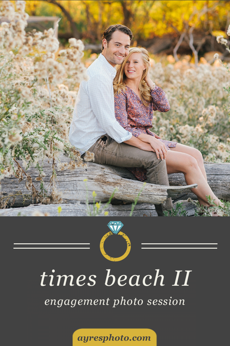 margaret + joe // Times Beach Nature Preserve