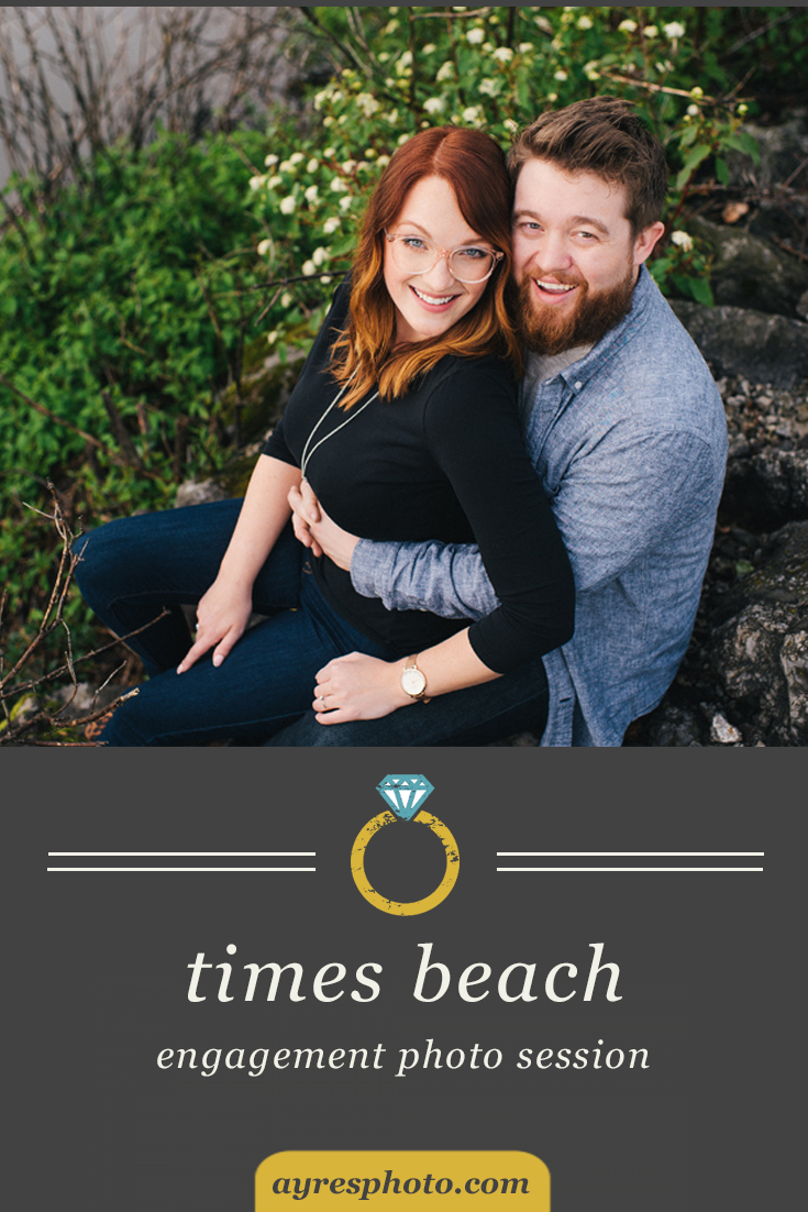 lauren + james // times beach nature preserve
