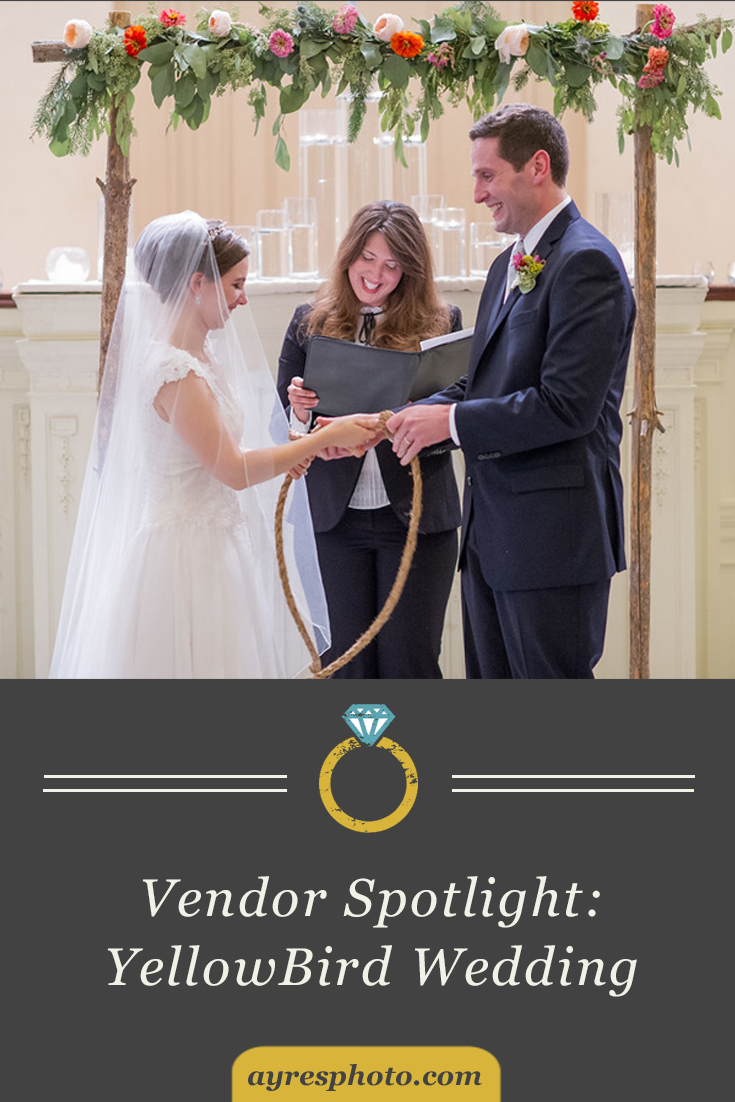 Vendor Spotlight: YellowBird Wedding