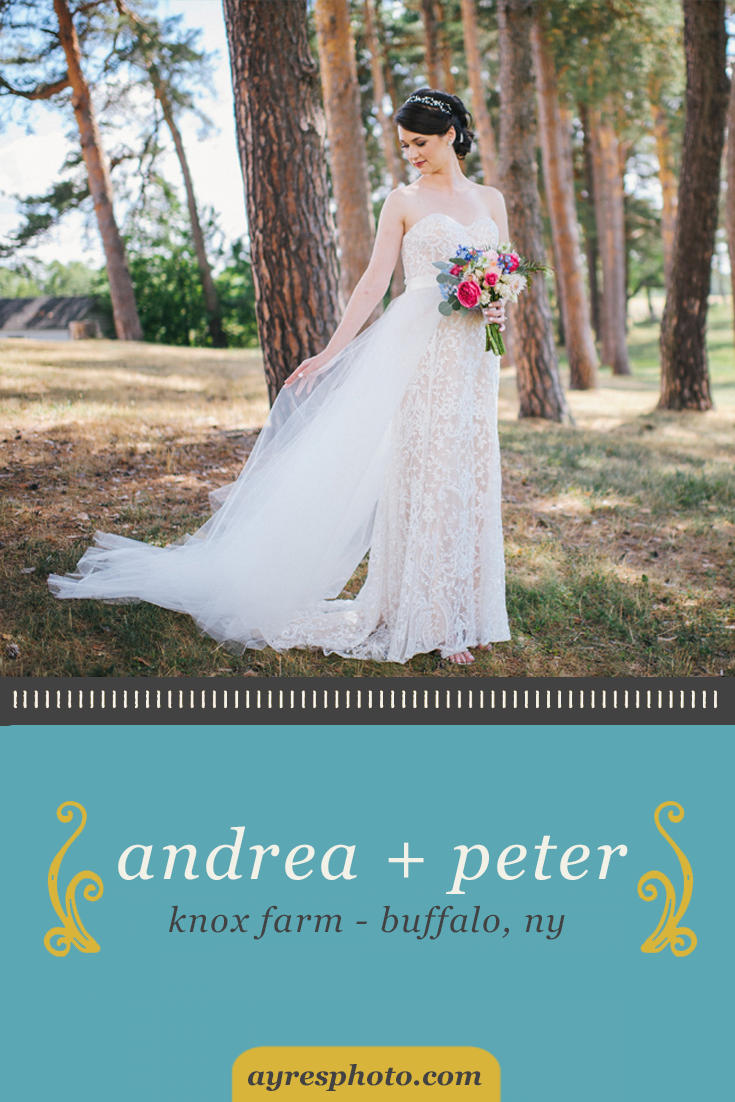 andrea + peter // Knox Farm East Aurora