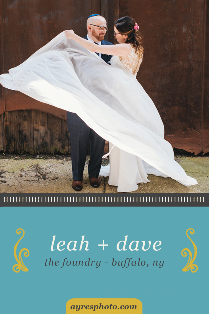 leah + dave // The Foundry Suites