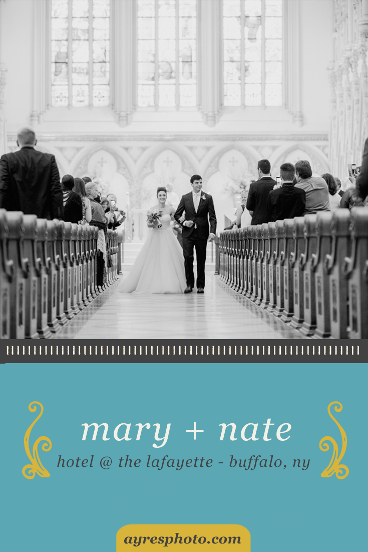 mary + nate // Hotel @ the Lafayette