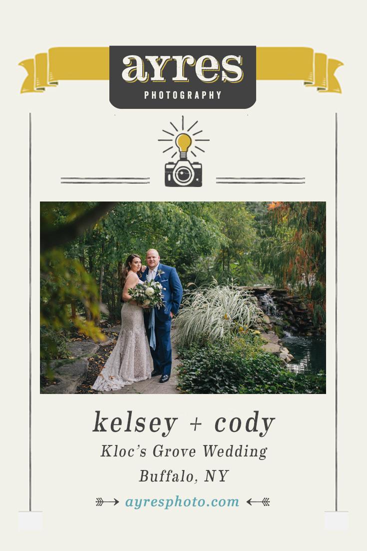 kelsey + cody // Kloc's Grove Wedding