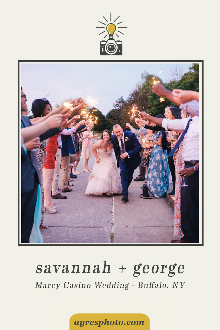 savannah + george // Marcy Casino Wedding