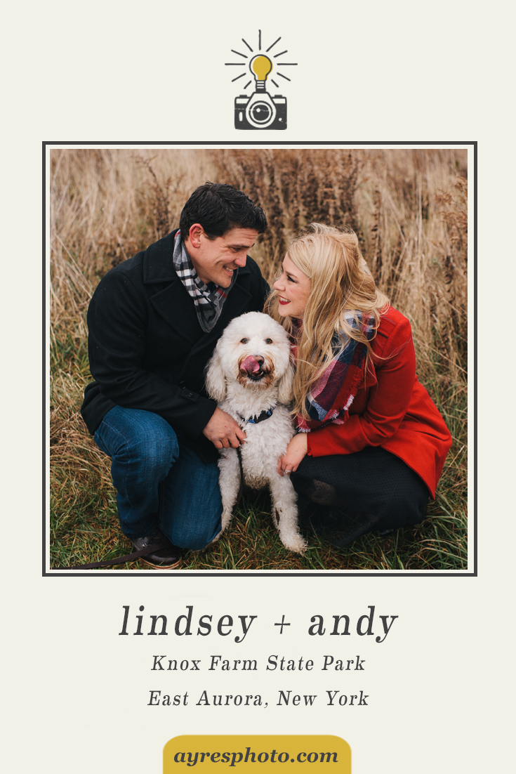 lindsey + andy // Knox Farm